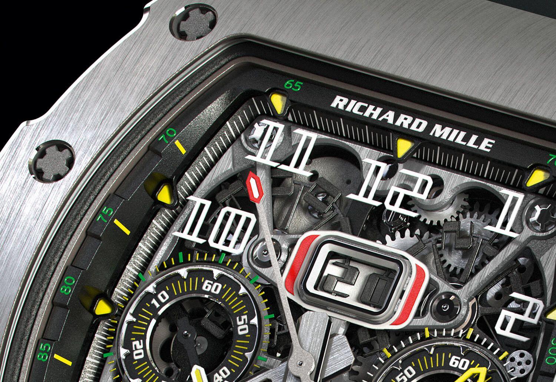 03 >> Richard Mille Rm 11 03