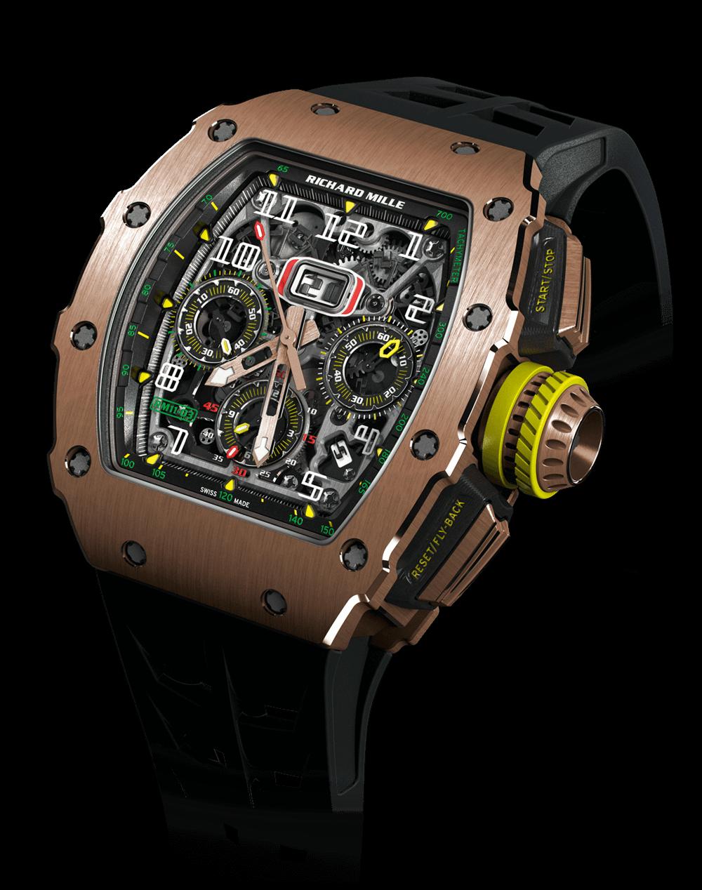 Richard Mille RM 11-03 Jean Todt 50th Anniversary Watch