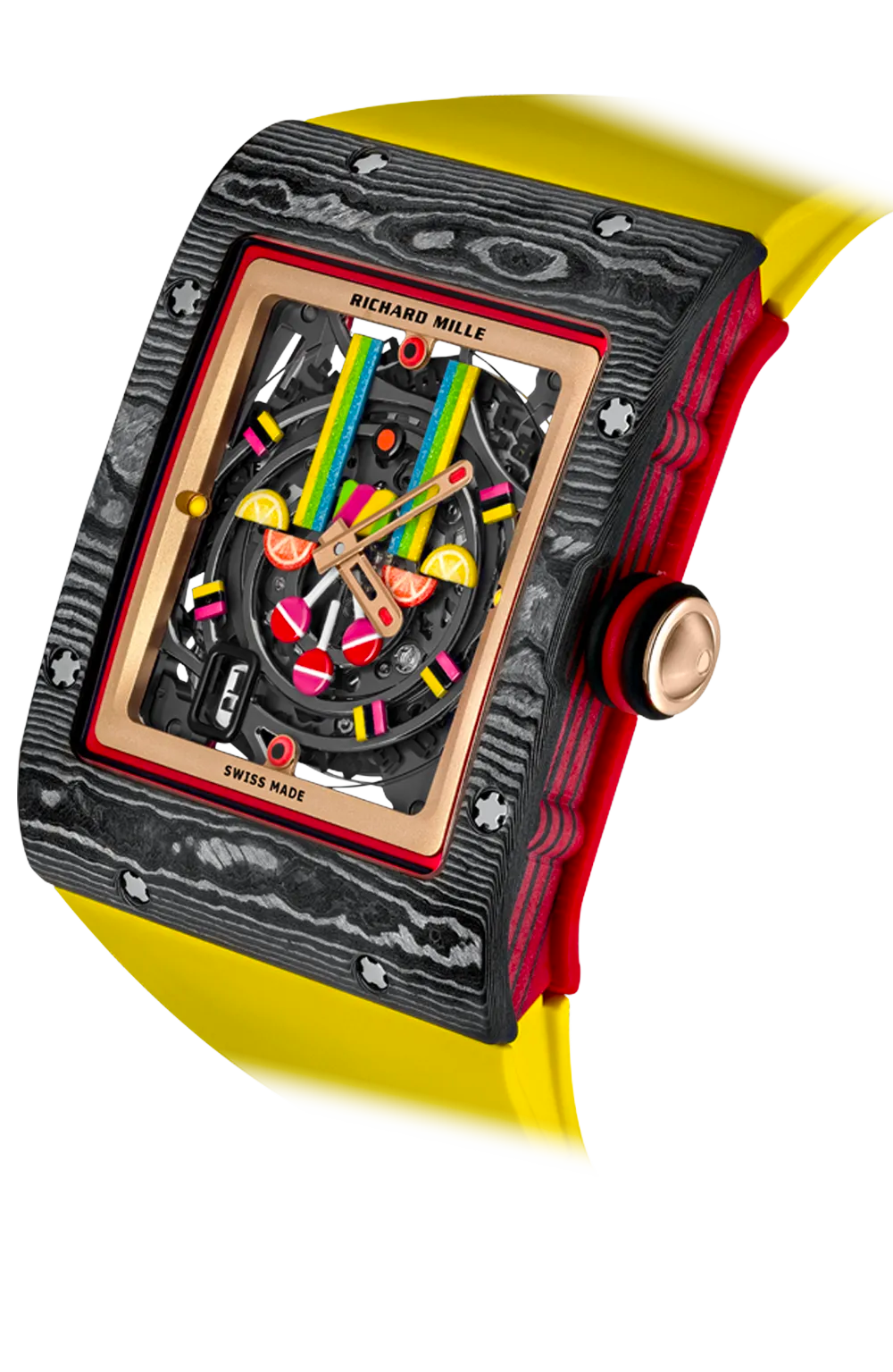 BONBON COLLECTION ⋅ RICHARD MILLE | Automatic Winding Calibres Collection
