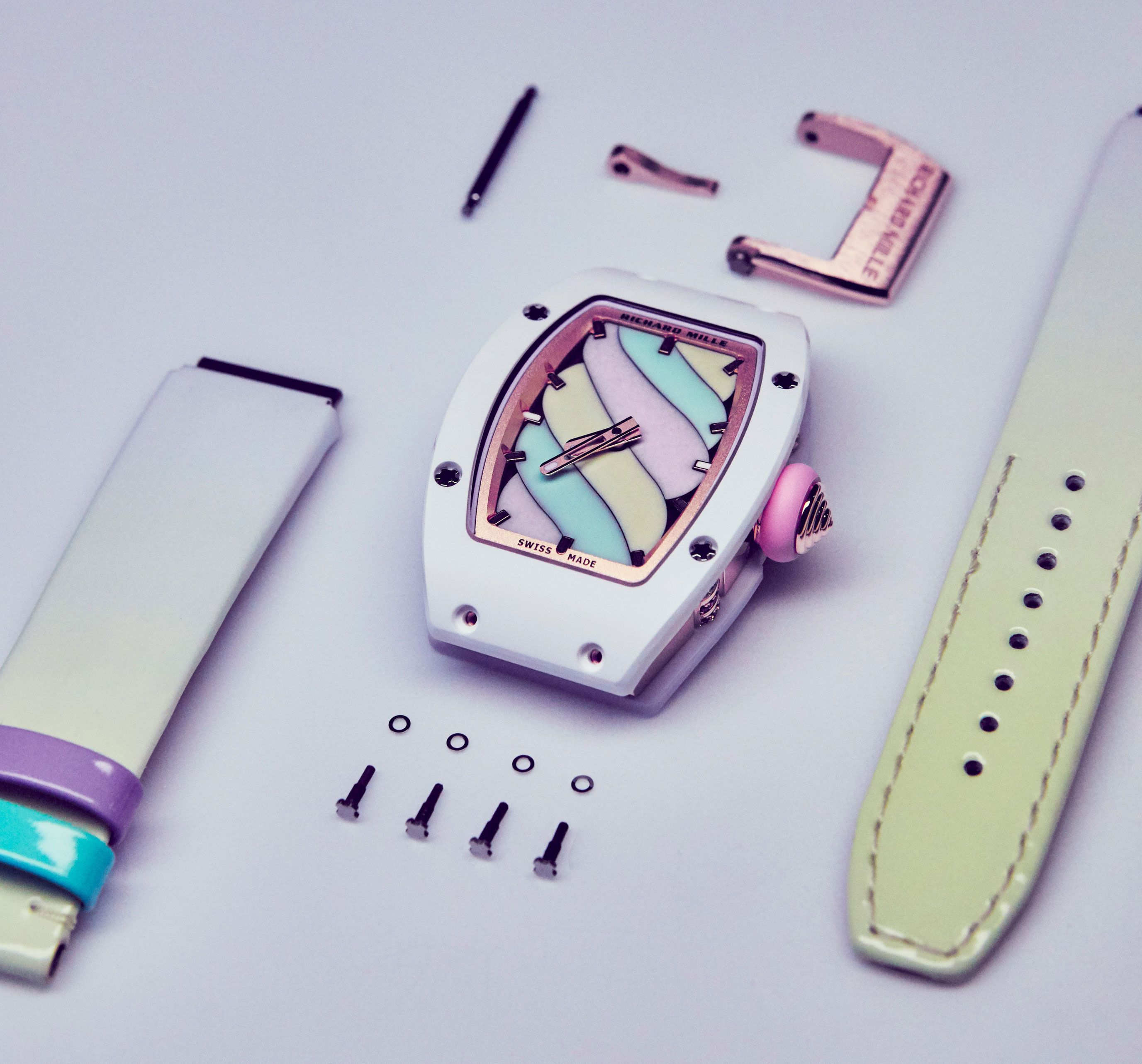 03 >> Richard Mille Bonbon Collection